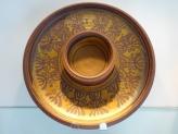 Ed Drahanchuk - stoneware bowl platter