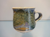 Robin Hopper - stoneware mug