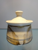 Robin Hopper - lidded sugar bowl