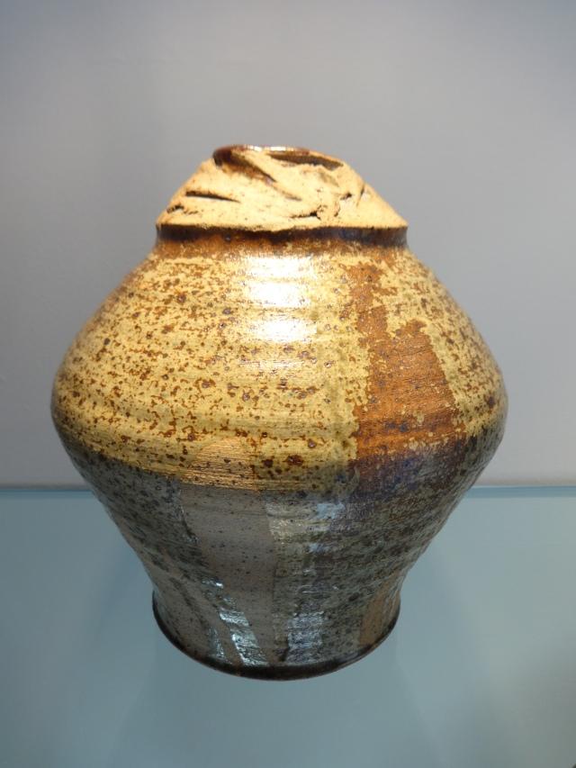 Bob (Robert) Bozak - stoneware vase