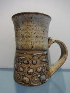 Allan Crimmins - stoneware tankard