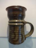 Ted Diakow - stoneware tankard