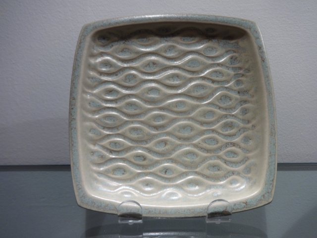 Lotte Bostlund - porcelain stoneware dish