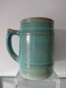 Lotte Bostlund - porcelain stoneware tankard   NFS