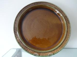 Neils Gravsen - Sunburst Ceramics - dinner plate