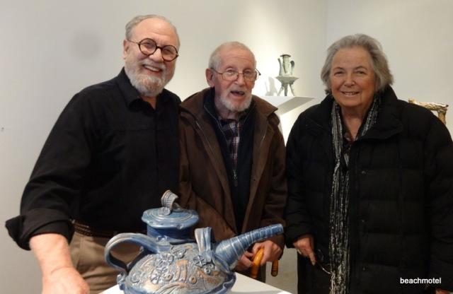 Wayne Cardinalli, Jack and Lorraine Herman @ David Kaye Gallery, March 2015