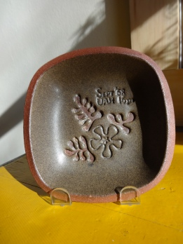 Calgary - Unknown studio - stoneware bowl